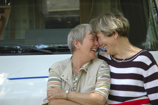 Lesbian dating over 50